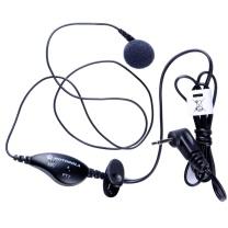 摩托罗拉 MOTOROLA 对讲机耳机 83811 适用于摩托罗拉T5/T6/T7/T8