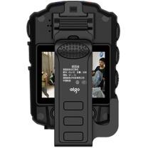 爱国者 aigo 执法记录仪 专业版 红外夜视1080P便携加密激光定位录音录像拍照对讲 DSJ-R2 32G (黑色)