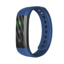 沃莱 ICOMON 动哈HR心率手环 DH115Plus (尊贵蓝) 运动手环来电显示微信提醒睡眠监测