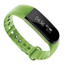 沃莱 ICOMON 动哈智能手环 pom (清新绿) 运动心率手环智能运动识别睡眠监测计步