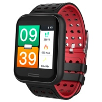 十足酷 测血压心率智能手环 SZK-H68 35X43.5X11.1mm (炫酷黑)