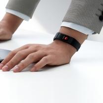 华为 HUAWEI 智能运动手环(NFC智能刷卡+全触控彩屏+50米防水+11种运动模式+GPS+适配Android+IOS) 4Pro (曜石黑)