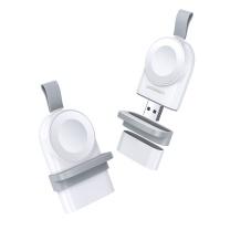 绿联 UGREEN 苹果手表无线充电器 50944 MFi认证 USB磁力充 小巧便携 通用iwatch4 3 2 1代