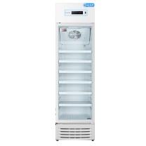 海尔 Haier 立式单温展示柜 2-8℃药品冷藏箱风冷冰柜医药品冷柜 医用保鲜柜 HYC-310S  需报备
