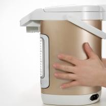 海尔 Haier 电热水瓶 HYT-S19 5L (金色) 电热水瓶*1