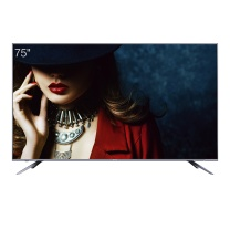 海信 Hisense 75英寸超高清4K液晶电视机 HZ75E5A  底座、普通挂架二选一(含标准安装);特殊墙体、墙面、配件及安装费,请询客服