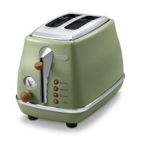 德龙 DeLonghi 面包机 多士炉 CTO2003 (橄榄绿)