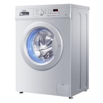 海尔 Haier 滚筒洗衣机 XQG60-817G 6kg (白色) 全国大部分地区含运(偏远地区加收运费,详询客服)