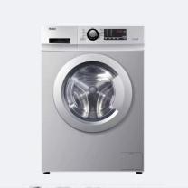 海尔 Haier 变频滚筒洗衣机 G80718B12S 8kg (银色) 全国大部分地区含运(偏远地区加收运费,详询客服)