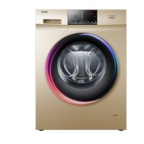 海尔 Haier 10公斤滚筒洗衣机 G100818BG  (江浙沪含运,其他地区运费另算)