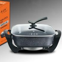 爱达斯 电热锅 ADS-G34 6L