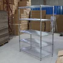 国产 三层不锈钢架 1500*600*1500mm