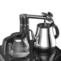 美的 Midea 饮水机 YR1623S-X  茶吧机 家用下置式多功能智能恒温立式饮水机