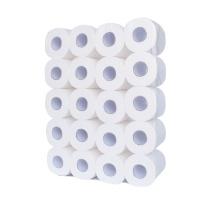 科讯 空芯卷纸 直径105 高100 140克 (白色) 4层*140克/卷*10卷*10提 100卷/件