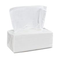 国产定制正方形餐巾纸 GCCJZ 95*95MM (白色) 3层*100抽*100包/箱