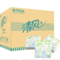 清风 Breeze 餐巾纸 B702A 230*230MM 96包