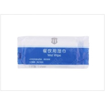 麦德龙H牌 H-LINE 20*22cm 湿纸巾 50片/袋 白(单位:袋)