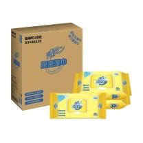 清风 Breeze 厨房湿巾 BWC40 40片/包  12包/箱