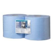 维达 vinda 多康 卷式工业重任务擦拭纸 130081 三层 119m/卷  2卷/箱