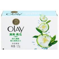 玉兰油 OLAY 沐浴香皂 水嫩清爽 125g  72块/箱