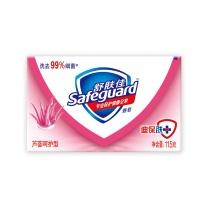 舒肤佳 Safeguard 芦荟呵护型香皂 115g  (新老包装随机发货,新包装108g)