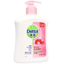 滴露 Dettol 健康抑菌洗手液 500ml/瓶  12瓶/箱 (滋润倍护) (赠300ml,随机赠送,赠完为止)