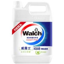 威露士 Walch 泡沫洗手液 5L/桶