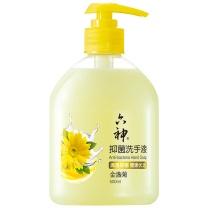 六神 Liushen 抑菌洗手液 500ml  (金盏菊)