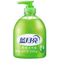蓝月亮 bluemoon 芦荟抑菌洗手液 500g/瓶  12瓶/箱