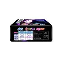 苏菲 SOFY 卫生巾 350mm  8片/包 24包/箱 (弹力贴身超熟睡柔棉感)