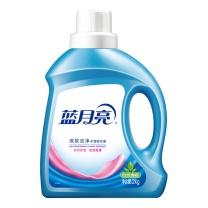 蓝月亮 bluemoon 护理洗衣液  2kg/瓶 6瓶/箱 (深层洁净)