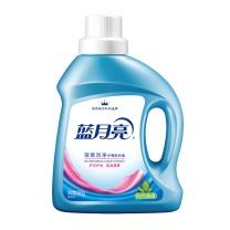 蓝月亮 bluemoon 洁净洗衣液 自然香 500g  24瓶/箱