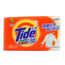 汰渍 Tide 全效360度三重功效洗衣皂 238g  36块/箱