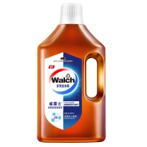 威露士 Walch 消毒液 1.6L  (多用途,衣物家居)