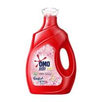 奥妙 OMO 全自动含金纺馨香精华洗衣液3kg 淡雅樱花 3kg  4瓶/箱 (新老包装交替,以实物为准)