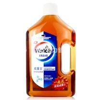 威露士 Walch 衣物家居消毒液 3L/瓶  4瓶/箱
