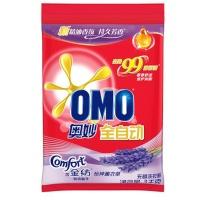 奥妙 OMO 洗衣粉3kg/袋 手洗机洗两用 全自动含金纺馨香精华(怡神薰衣草) 3kg