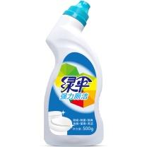 绿伞 EverGreen 强力厕洁促销装 500g+500  12瓶/箱