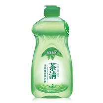 蓝月亮 bluemoon 茶清 洗洁精 天然绿茶 500g  12瓶/箱