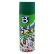 保赐利 粘胶去除剂 450ml/瓶 (4瓶起订) 450ml/瓶  12瓶/箱 12瓶/箱