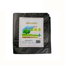 舒润 垃圾袋 90cm*100cm (黑色) 10只/包 20包/箱 285g 2丝