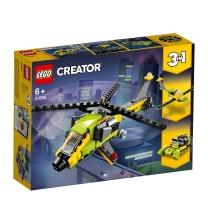 乐高 LEGO 直升机探险 31092 创意百变系列