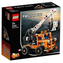 乐高 LEGO 车载式吊车 42088 科技系列