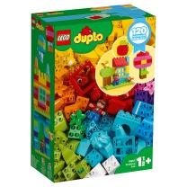 乐高 LEGO 我的自由创意趣玩箱 10887 得宝系列