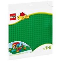 乐高 LEGO 创意拼砌板 2304 得宝系列 (绿色)