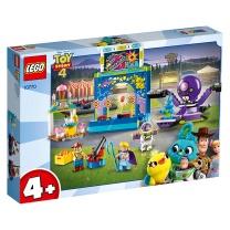乐高 LEGO 巴斯光年和胡迪的狂欢节 10770 小拼砌师系列