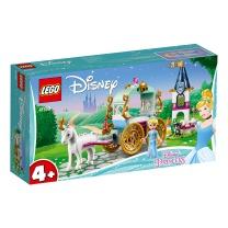 乐高 LEGO 灰姑娘的梦幻马车之旅 41159 迪士尼系列