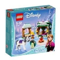 乐高 LEGO 安娜的冰雪冒险积木