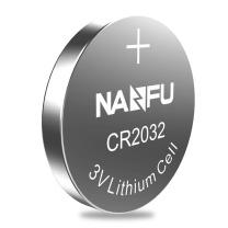 南孚 NANFU 纽扣锂电池 CR2032 3V  5节/卡 40卡/箱
