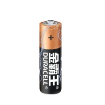 金霸王 DURACELL 碱性电池 5号  12节/卡-12卡/盒-2盒/箱